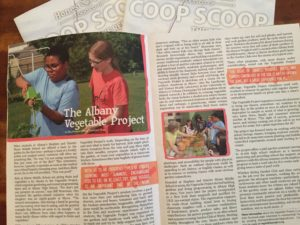 Coop Scoop article